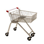 Senior shopping trolley