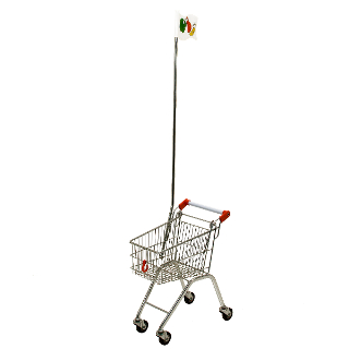 Child shopping trolley