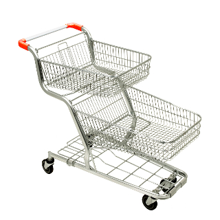 Double Layer Trolley DLT