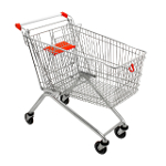 AT shopping trolley